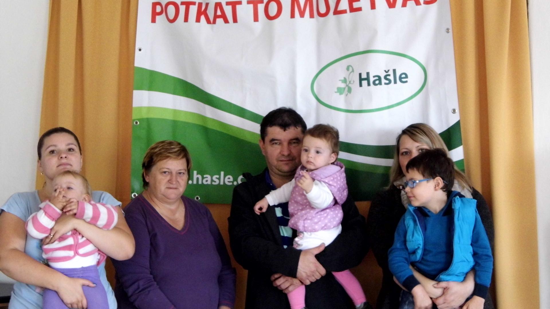 výlet Šumava - Hašle z.s.