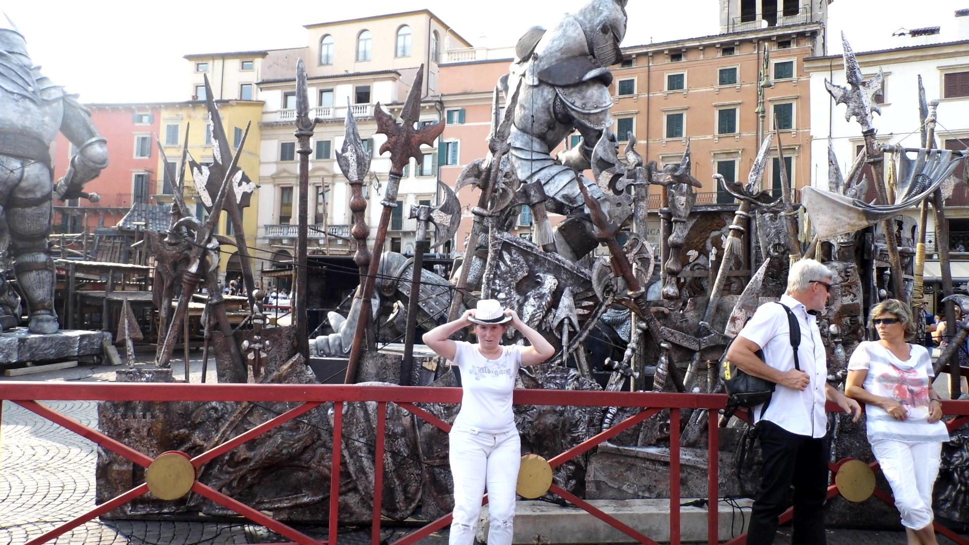 Italie Verona