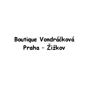 Boutique Vondráčková Praha - Žižkov