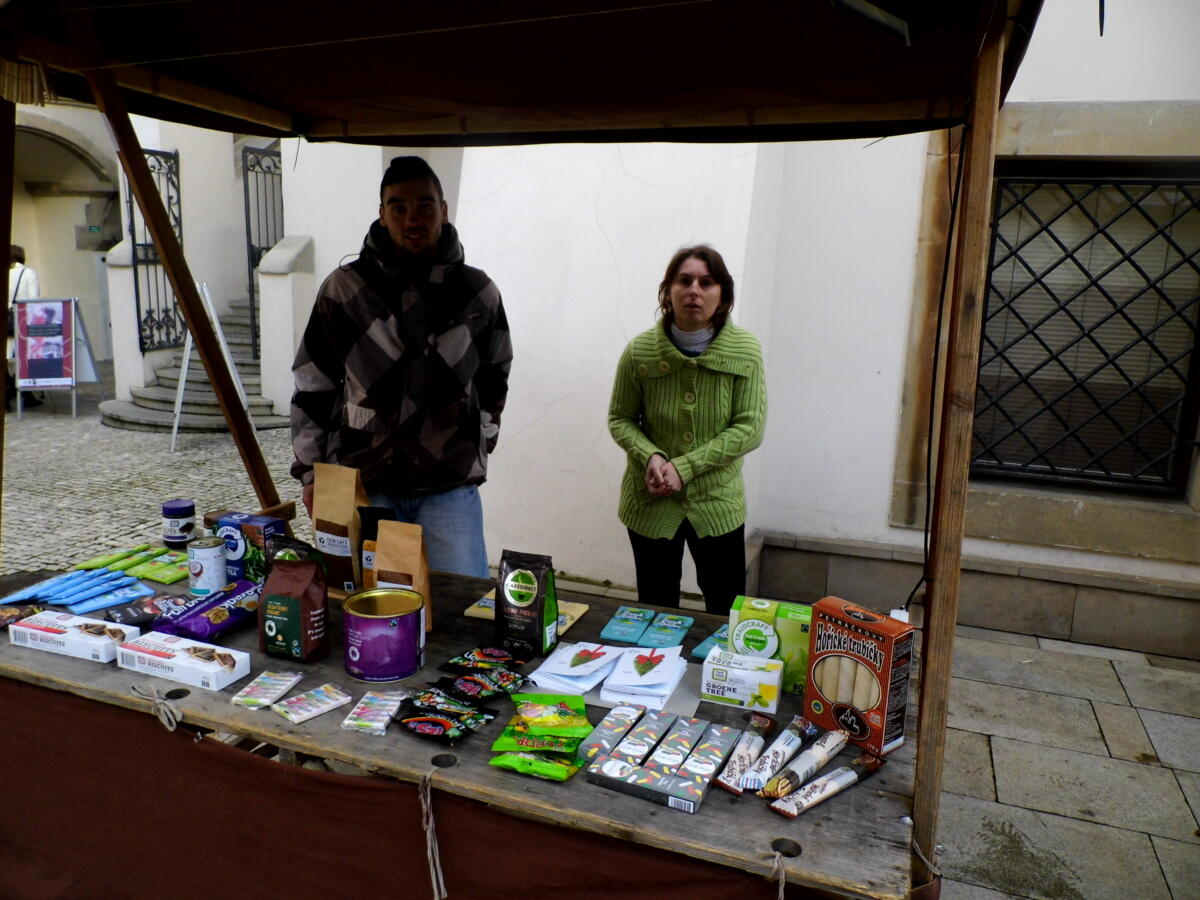 Vánoční trhy Brno - Hašle z.s.